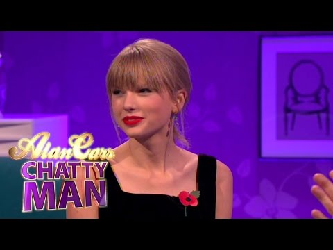 Taylor Swift Talks About Her New Single | Full Interview | Alan Carr: Chatty Man