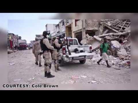 École Union: building a school in Haiti