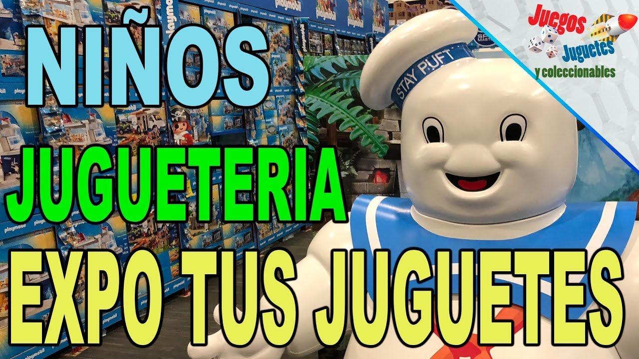 World Cdmxjjyc Center Niños Expo Tus En Juguetes Trade PkXZuiOT