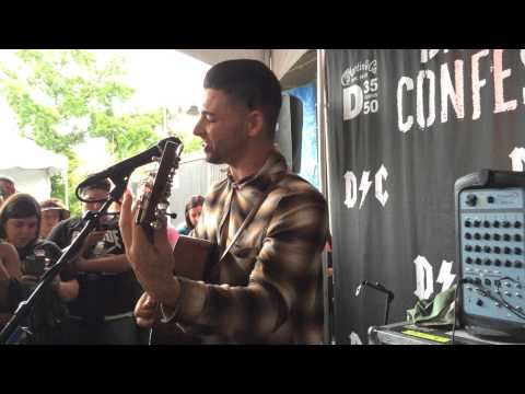 Dashboard Confessional Ghost of a Good Thing, LIVE Irvine 7-19-2015