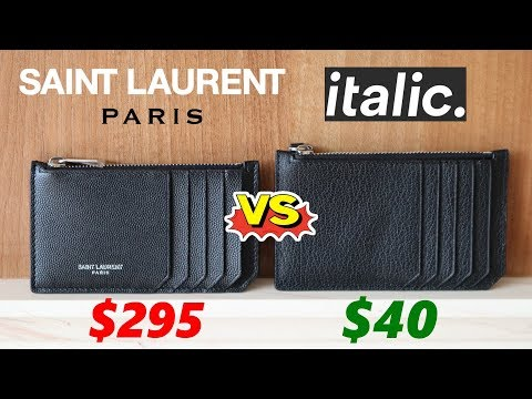 quality-of-$300-saint-laurent-cardholder-is-the-same-as-italic's-$40-card-case?-ysl-vs-italic