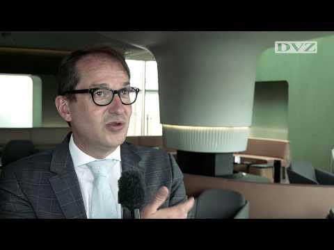 NKGL 2017: Interview mit Alexander Dobrindt, MdB