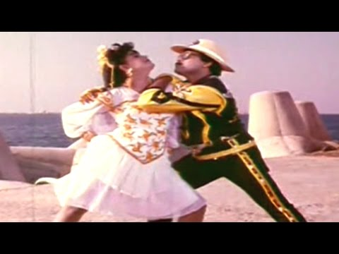 Abbabba Andam Full Video Song || Rudranetra Movie || Chiranjeevi, Radha, Vijayashanti