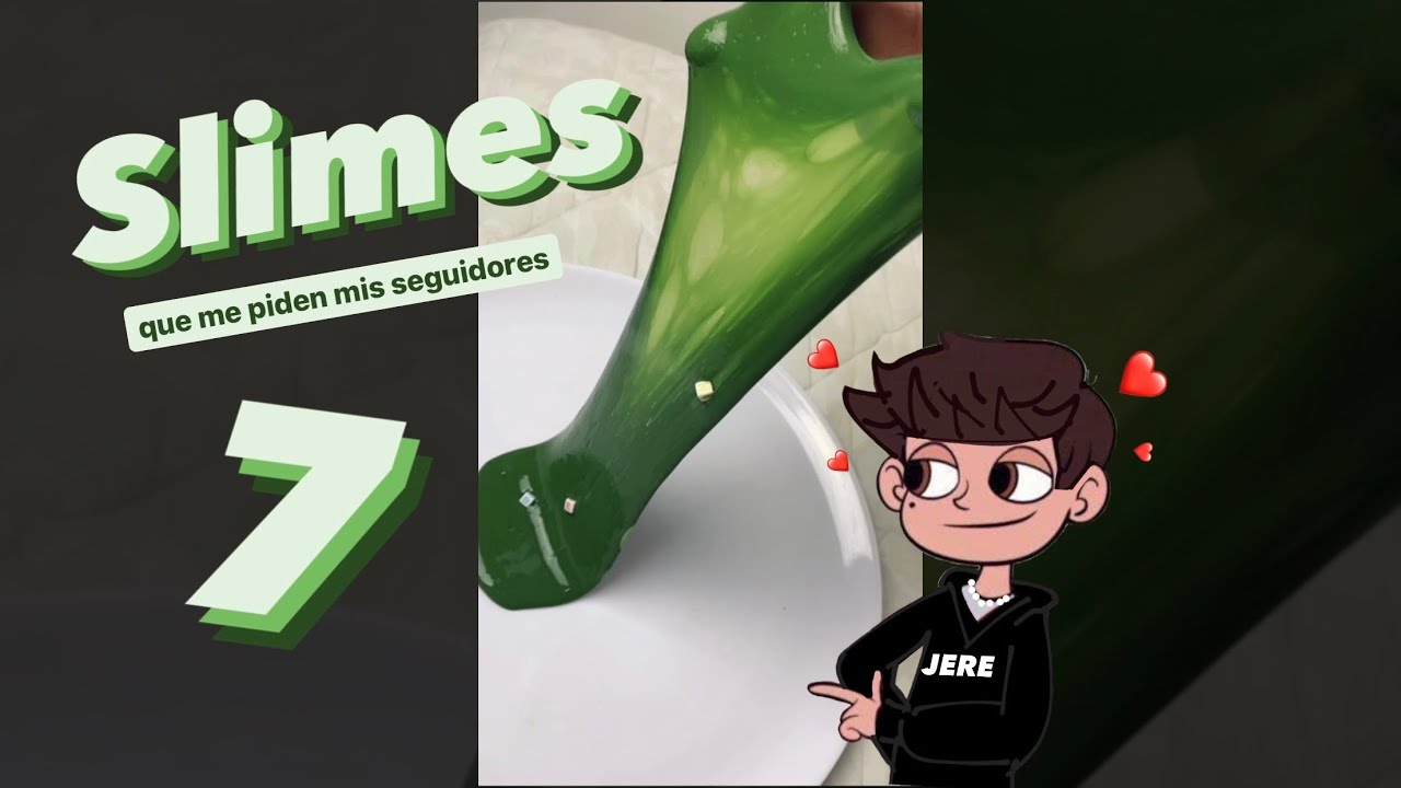 Slime 7 ✨ tutorial #Shorts