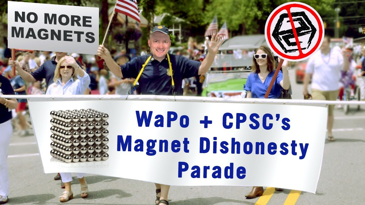 The Magnet Ban Dishonesty Parade (Full Uncut Version)
