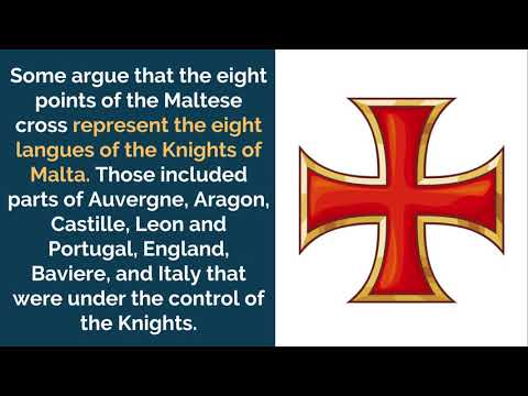 Maltese Cross Meaning, Origins and Symbolism