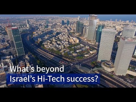 What's the Secret of Israel's Hi-Tech Success?