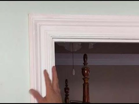 Amazing Tool Hack For Trim Moulding