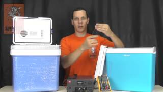 Термоэлектрические автохолодильники MTC-24 и MTC-243