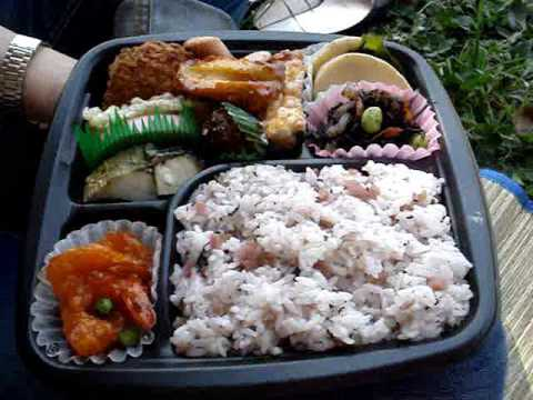 asia eats bento box japanese lunch box youtube. Black Bedroom Furniture Sets. Home Design Ideas