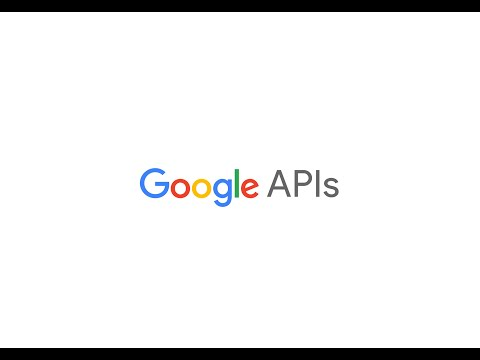 Google APIs: Generate API Key And OAth Client ID