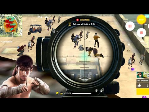 Free Fire Factory Fight - Garena Free Fire Factory - Fist Fight Garena Free Fire - Factory Top