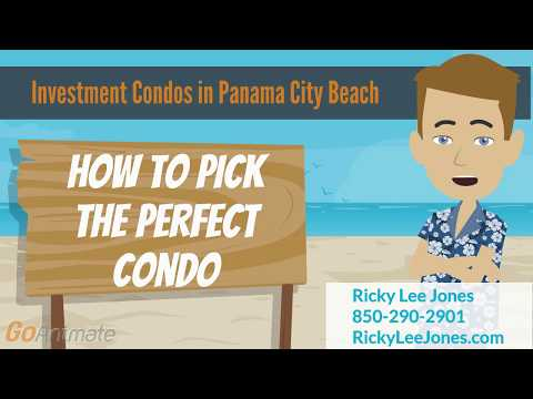 How to pick the Perfect Beachfront Condo in Panama City Beach, FL