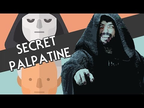 LIES IN THE OLD REPUBLIC! | Secret Palpatine w/ Ze, Chilled, GaLm, Smarty, Tom, Aphex, & Ritz