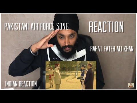 Sher Dil Shaheen | Rahat Fateh Ali Khan | Pakistani Air Force Song Reaction thumbnail