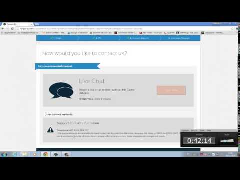 Origin.com Bad Live Chat No Advisor !!
