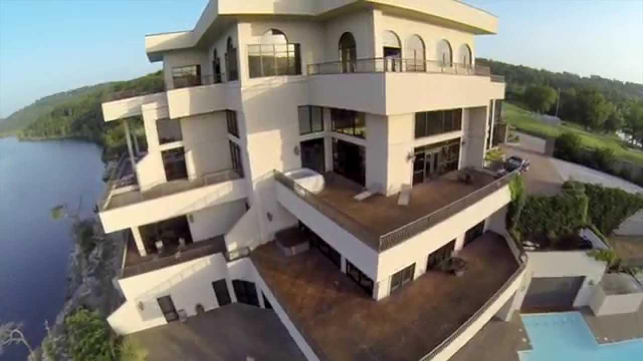 Branson area luxury villas table rock lake front