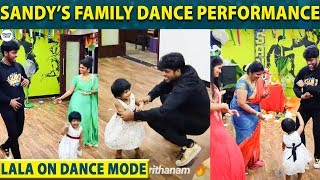 SANDY and LALA Mass Dance at his Dance Studio | BiggBoss 3 | Kavin