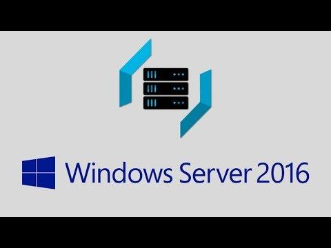 Crear Dominio de Active Directory en Windows 2016 Server