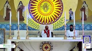 Santa Missa às 15h - 29/08/2020 - AO VIVO