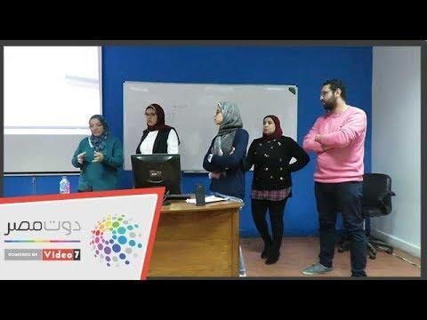 شاهد..مراحل اختيار الموظفين المتقدمين لمنحة جامعة -اسلسكا-  - 22:53-2019 / 2 / 9