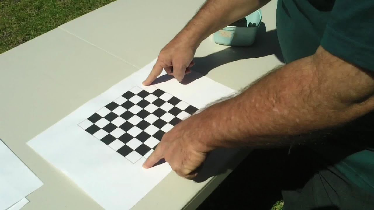 Puzzle ~ Covering a Chessboard With Dominoes
