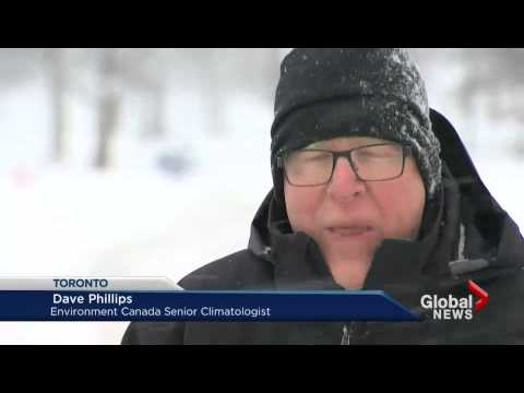 Weather Warnings Across Much Of Canada