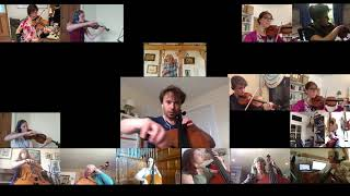 Lockdown Loops - by David Burridge, performed by Revelation Strings