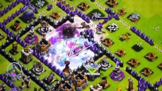 Clash of clans - Archer queen AI glitch