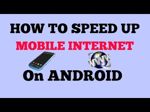 netup speed up mobile internet