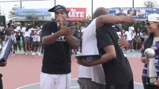 Stack Bundles Stop The Violence 2015 Championship & All-Star Game