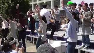 ダンシングヒーロー 開進第二中学校吹奏楽部