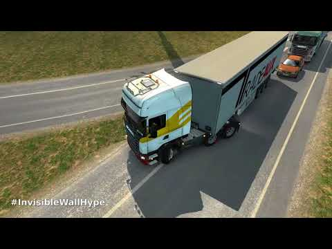 Euro Truck Simulator 2: TruckSim map Morocco Tangier with Scania R