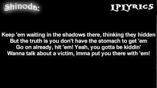 Linkin Park - Victimized [Lyrics on screen] HD
