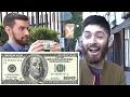 STEALING MONEY Magic Prank - Funny Videos 2017