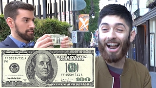 STEALING MONEY Magic Prank - Funny Videos 2017