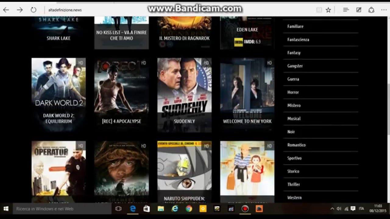 Quale sito usare per vedere film in streaming - YouTube
