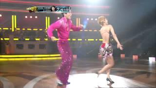 【TVPP】Hyoyeon(SNSD) - Rock And Roll Music [Jive], 효연(소녀시대) - 락 앤 롤 뮤직 [자이브] @ Dancing With The Stars