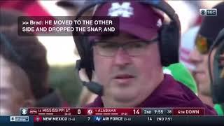 2018 16 Mississippi State At 1 Alabama Highlights 10 11 2018