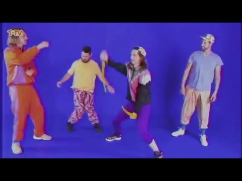 Desmond & the Tutus - Lazy Bones (Official Video)