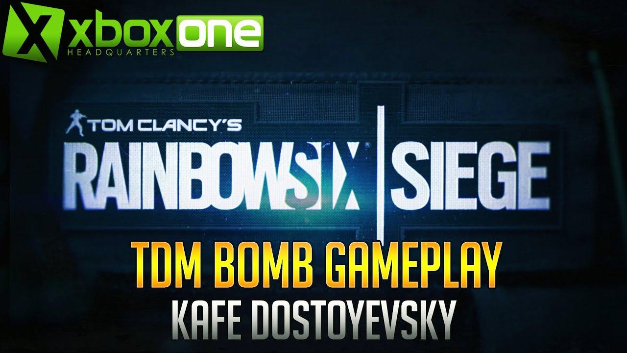 tom clancy 39 s rainbow six siege tdm bomb xbox one gameplay. Black Bedroom Furniture Sets. Home Design Ideas