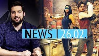 Fallout 76 bekommt gratis neue Kampagne, Raids & mehr - Entlassungen bei GoG - News