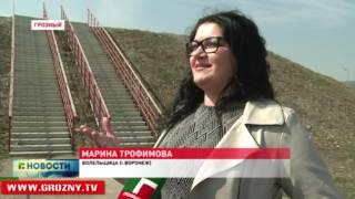 В Грозном завершился первый день чемпионата и первенство России по автокроссу