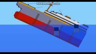 R.M.S Titanic sinking simulator alpha 2.0.2 theory 2012