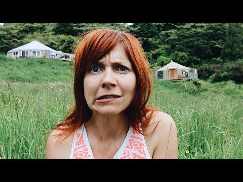 THE WORST THING ABOUT LIVING IN A YURT | OFF GRID LIFE NZ