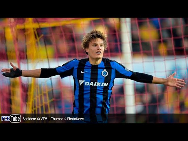 2015-2016 - Jupiler Pro League - 17. KV Mechelen - Club Brugge 1-4