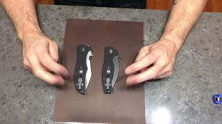 """Emerson Knives """"Low-Rider"""" Deep Carry Pocket Clip: how does it carry?"""