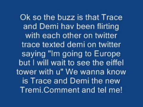 Trace Cyrus And Demi Lovato Dating?