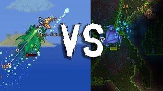 Plantera vs Duke Fishron – Terraria 1.3.4.4