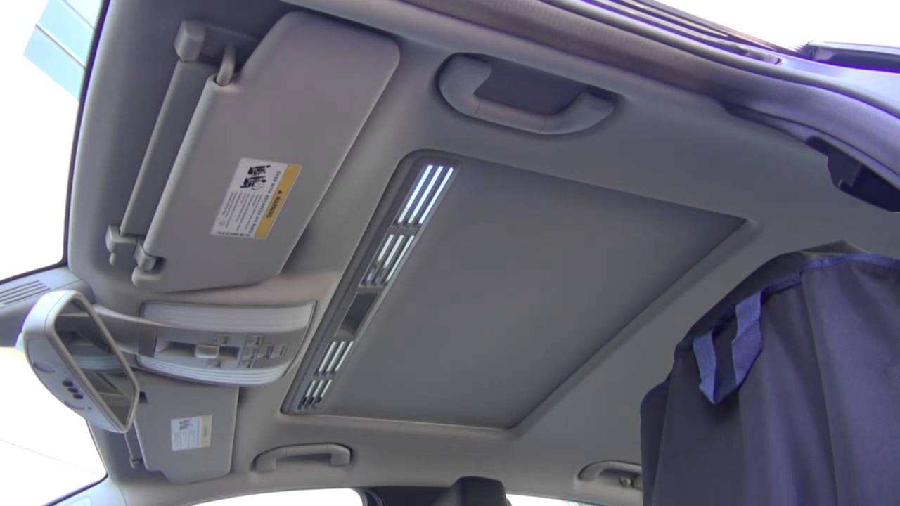 Mercedes E350 Headliner Cleaning By Cooks Upholstery